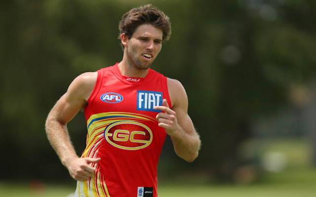 Gold Coast Suns forward linked with move to NRL