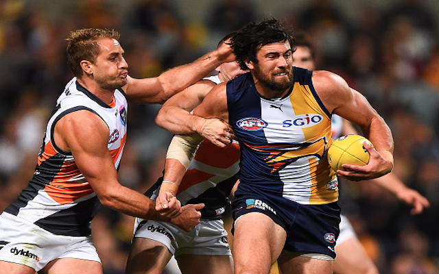 West Coast Eagles star forward Josh Kennedy facing season-ending surgery