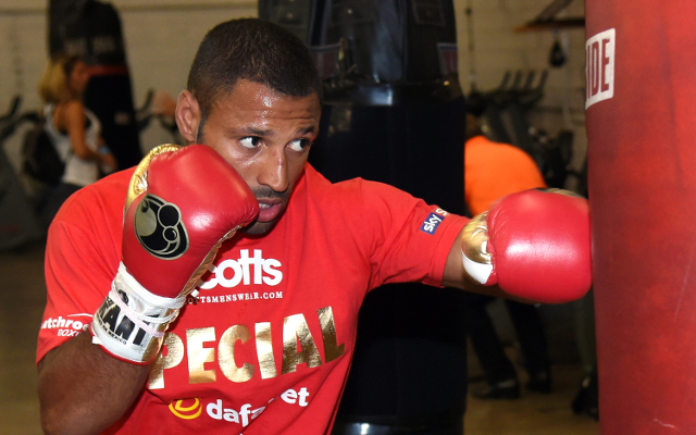 Private: Kell Brook vs Frankie Gavin: Live stream, fight time and preview