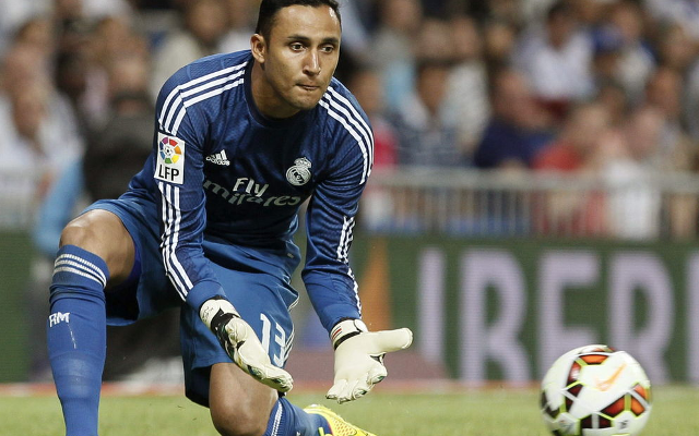 Real Madrid make TWO-HOUR apology to goalkeeper over failed Man United transfer