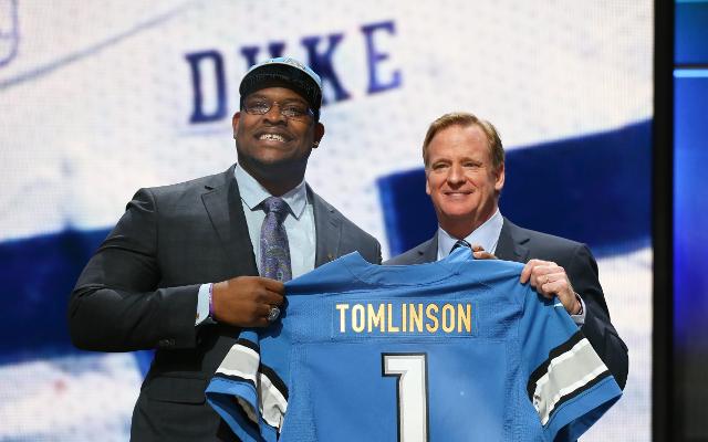 Laken Tomlinson Detroit Lions