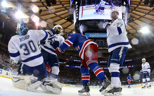 NHL Playoffs 2015: Tampa Bay Lightning advance to Stanley Cup Finals with Game 7 win over New York Rangers