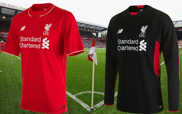 New Premier League kits rated: Liverpool's 2015-16 shirt slammed – Tottenham and Southampton jerseys also assessed