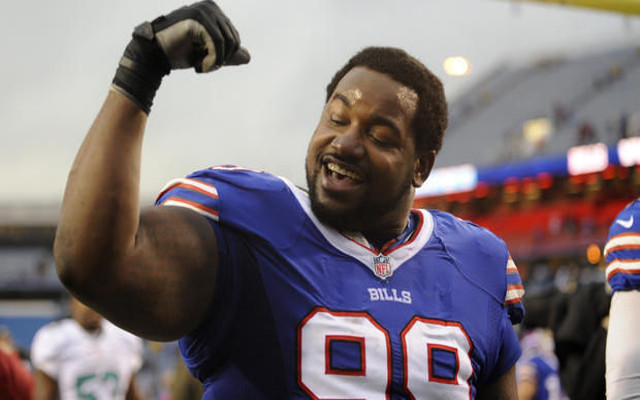 Marcell Dareus: Buffalo Bills All-Pro DT suspended one game for substance abuse