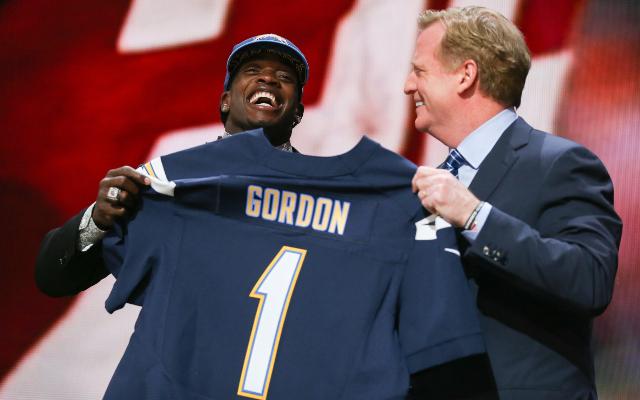 Melvin Gordon San Diego Chargers