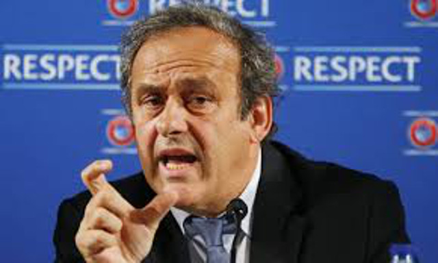UEFA president asks Sepp Blatter to step down as FIFA president