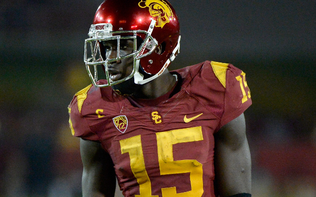 2015 NFL Draft: Philadelphia Eagles upgrade receiving corps by selecting Nelson Agholor 20th