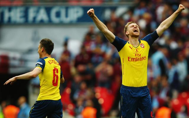Arsenal FA Cup Final player ratings: Alexis Sanchez overwhelms Aston Villa