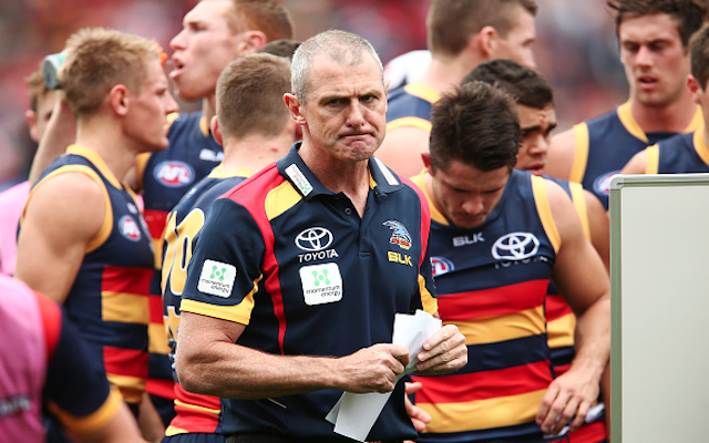 Showdown XXXVIII: Adelaide Crows coach Phil Walsh says inside knowledge of Port Adelaide is irrelevant