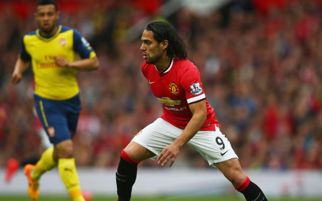Rademel Falcao informed that Man United will not bring him back