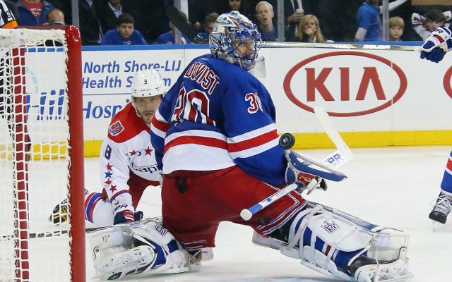 NHL Playoffs 2015: New York Rangers even series against Washington Capitals with 3-2 win