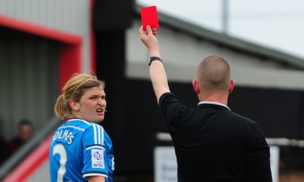 Abby Homes Red Card