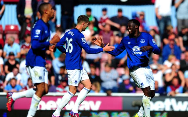 (Video) West Ham 1-2 Everton highlights: Romelu Lukaku scores the game-winner