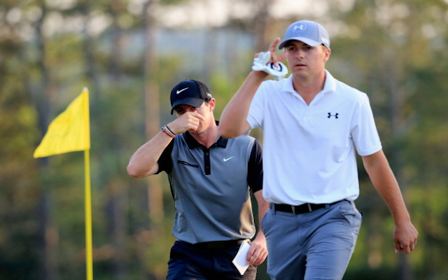 Rory McIlroy talks down rivalry with Jordan Spieth ahead of Players Championship