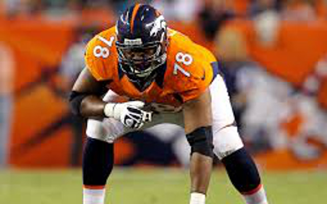 Denver Broncos LT Ryan Clady suffers torn ACL, likely out for season