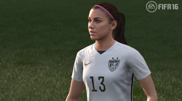 Women in FIFA 16: Why this is huge groundbreaking news on and off the pitch