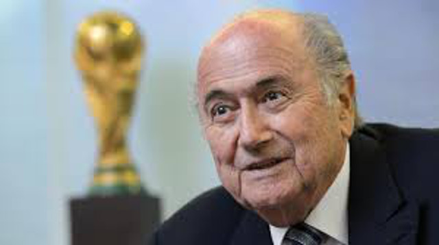 Twitter reacts to Sepp Blatter's re-election as FIFA president