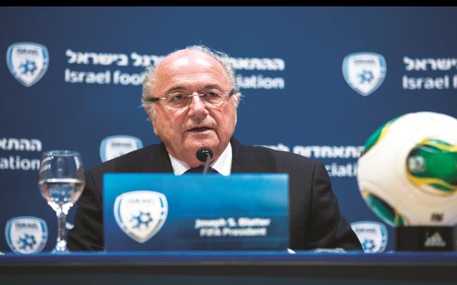 Sepp Blatter denies responsibility for FIFA scandal