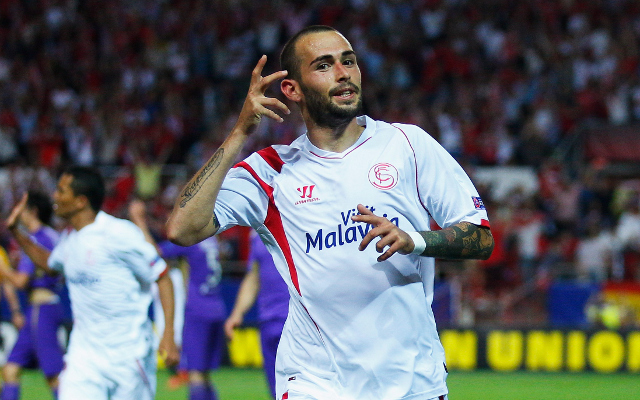 (Video) Aleix Vidal stars as Sevilla defeat Fiorentina 3-0