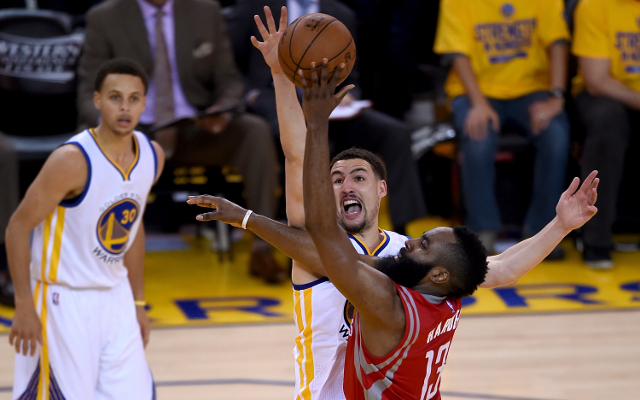 NBA Playoffs Game 4 preview: Golden State Warriors at Houston Rockets