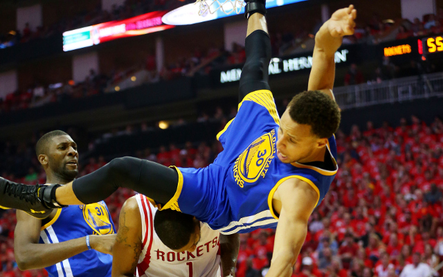 NBA news: Stephen Curry calls fall to court scariest moment of career