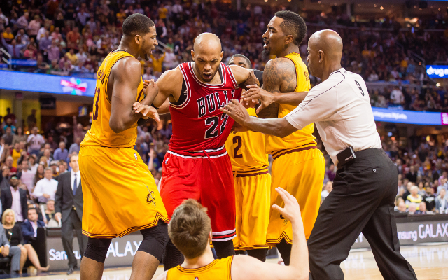 NBA news: Taj Gibson reacts to Cleveland Cavaliers fans throwing things at him