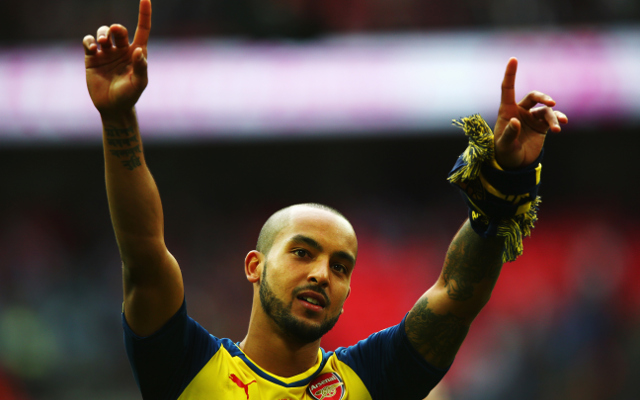 Theo Walcott confident in Arsenal contract after strong finish