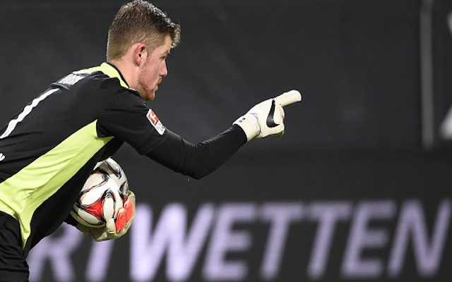 Liverpool considering move for Bundesliga star 'keeper as replacement for struggling Simon Mignolet