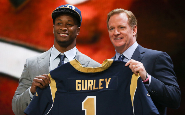 Todd Gurley St. Louis Rams