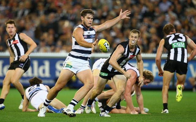 Collingwood Magpies v Geelong Cats: live streaming guide & AFL preview