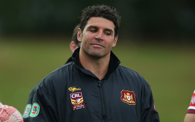 Penrith Panthers' Trent Barrett to make shock move to Manly Sea Eagles: report