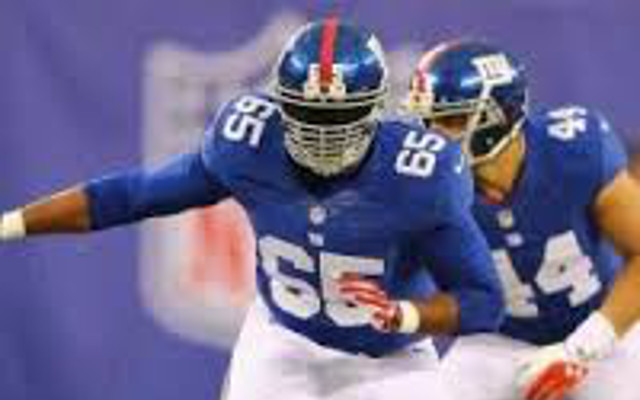 New York Giants T Will Beatty out 5-6 months after weight lifting injury