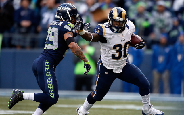 St. Louis Rams trade RB Zac Stacy to New York Jets