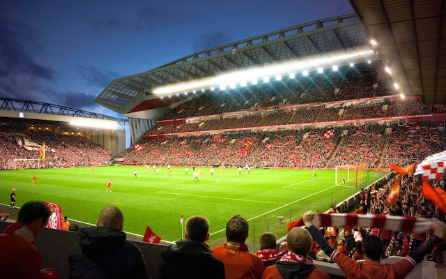 Fans shafted again: Liverpool reduce Anfield capacity next season