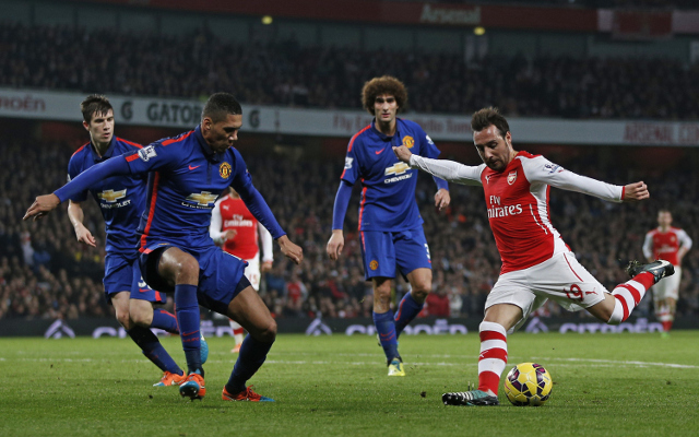 Manchester United and Arsenal combined XI: Find out which side comes out 8-3 winners