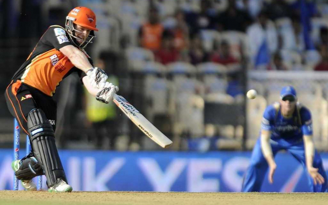 IPL highlights: Rajasthan Royals lose after Eoin Morgan heroics for Sunrisers Hyderabad