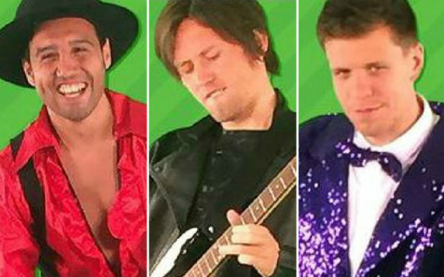 Embarrassing! Arsenal stars release their own Eurovision entry video