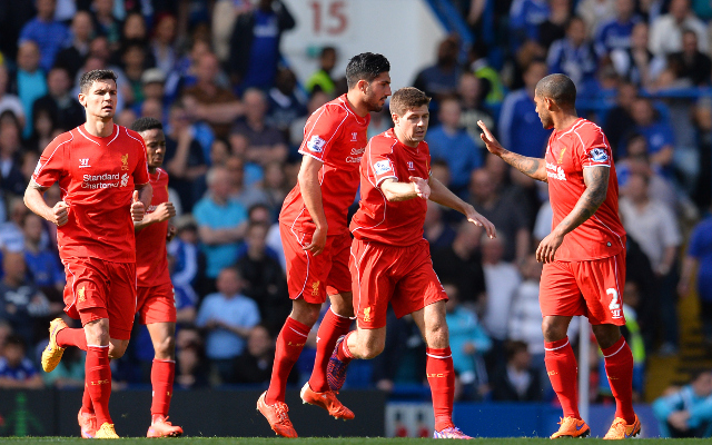 Liverpool player ratings vs Chelsea: Gerrard's header salvages point for Reds