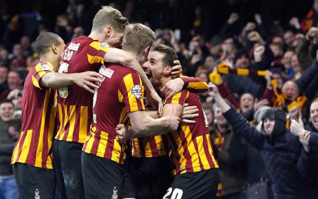 [Video] Chelsea's nemesis Bradford through to FA Cup second round thanks to goal from young defender