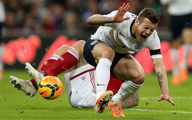 Video: Jack Wilshere's Arsenal injury hell will go on unless he stops playing so recklessly