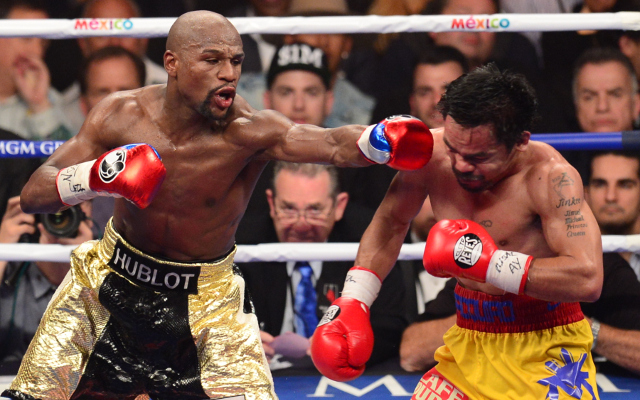 Boxing news: Oscar De La Hoya apologises to boxing fans after Floyd Mayweather win