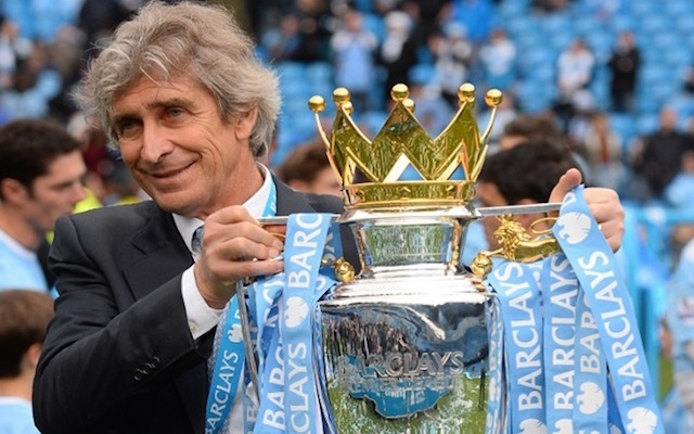 Manuel Pellegrini signs new two-year contract at Man City to leave Guardiola race WIDE OPEN