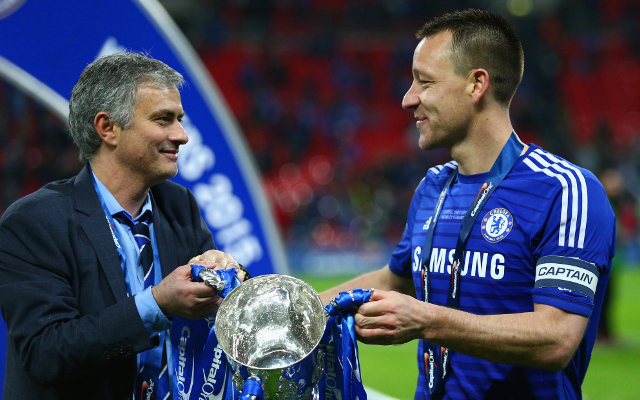 Jose Mourinho doubted Chelsea hero's future upon his return to Stamford Bridge