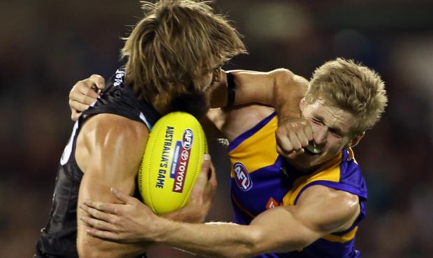 (Video) Port Adelaide Power v West Coast Eagles highlights: Eagles stun Power to win a thriller