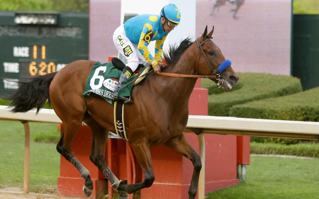 American Pharoah draws post 5 in Belmont Stakes for Triple Crown attempt