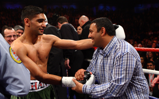 Boxing news: Prince Naseem Hamed wants Amir Khan to fight Kell Brook