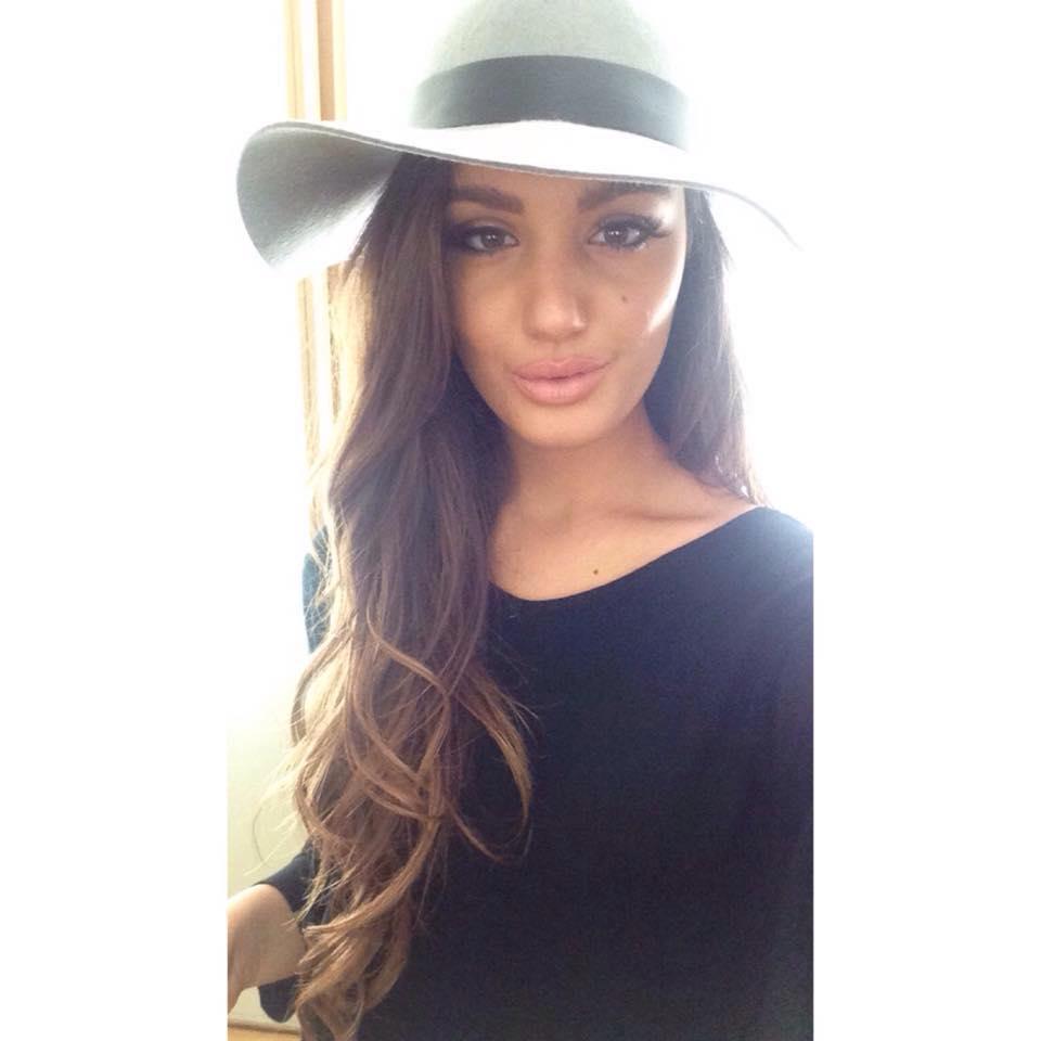 Andriani Michael - Wilshere girlfriend