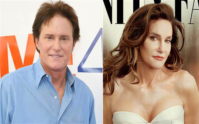 Former Olympic gold medalist Caitlyn Jenner, formerly Bruce Jenner, introduces herself to the world