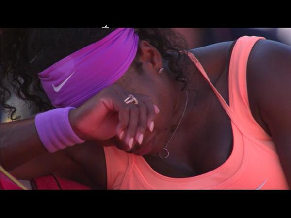 Serena Williams illness sparks Twitter fight: French Open drama splits opinion
