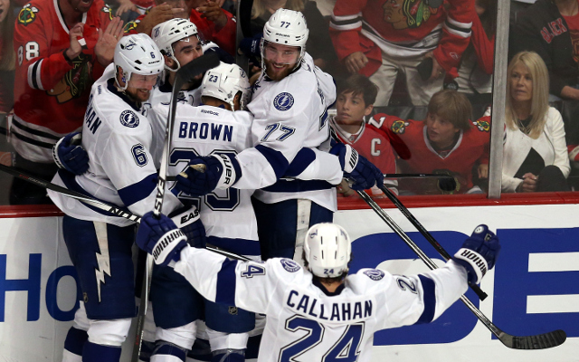 (Video) Stanley Cup Finals 2015: Tampa Bay Lightning win 3-2 in Game 3 on late goal